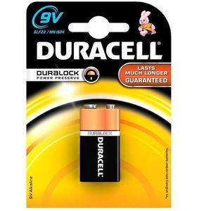 Baterie alcalina Duracell Duralock, 9V imagine