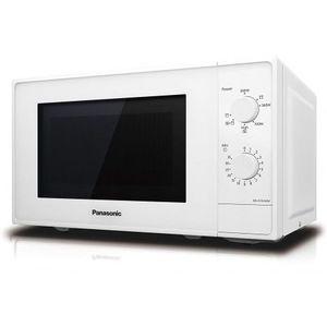 Cuptor cu microunde si cu gratar Panasonic NN-K10JWMEPG, 20l, 800W (Alb) imagine