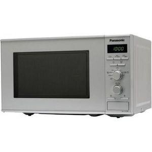 Cuptor cu microunde Panasonic NN-J161MMEPG, 800W, 20L (Argintiu) imagine