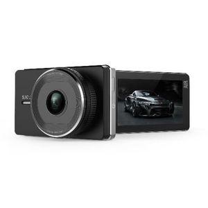 Camere Video Auto SJCAM Dash Air, Ecran LCD 3inch, Filmare Full HD, 3MP (Negru) imagine