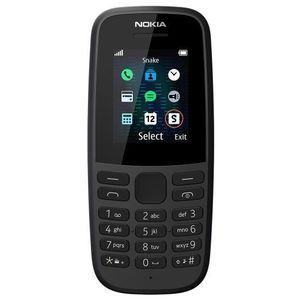 Telefon mobil Nokia 105 (2019), Dual Sim (Negru) imagine