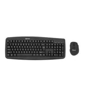 Kit tastatura + mouse Tellur TLL491051 Basic, wireless (Negru) imagine