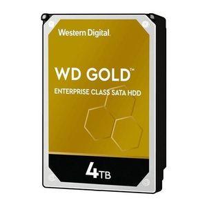 HDD Server Western Digital Non Hot-Plug Gold SATA-III, 4TB, 7200 RPM, 256MB imagine