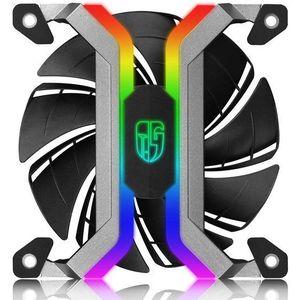 Kit Ventilatoare Deepcool GamerStorm MF 120S, 120mm, RGB, 3 buc imagine