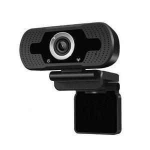 Camera WEB Tellur Basic, Full HD 1080p, USB (Negru) imagine