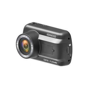 Camera auto DVR KENWOOD DRVA201, ecran 2.7inch, Full HD, 2MP, GPS, G-Senzor (Negru) imagine