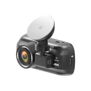 Camera auto DVR KENWOOD DRVA601W, 4K Ultra HD, 8.57 MP, ecran 3inch, GPS, Wi-Fi, Senzor G (Negru) imagine