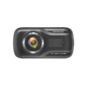 Camera auto DVR KENWOOD DRVA301W, ecran 2.7inch, Full HD, 2.13MP, Wi-Fi, GPS, G-Senzor (Negru) imagine