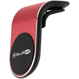 Suport Auto Magnetic Universal Tellur MCM7, prindere la ventilatie (Rosu) imagine
