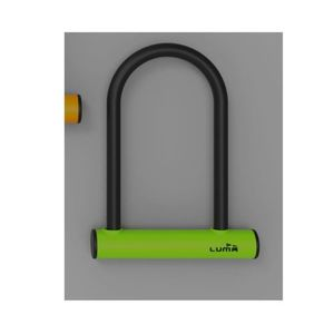 Antifurt Luma 30 HU 185x208, inchidere cu cheie (Verde) imagine