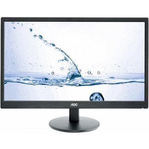 Monitor MVA LED AOC 23.6inch M2470SWH, Full HD (1920 x 1080), HDMI, 5 ms, Boxe (Negru) imagine