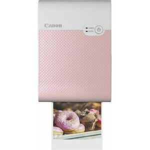 Canon Selphy Square QX10 Imprimanta de buzunar Roz imagine