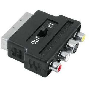 Adaptor RCA-SCART IN/OUT imagine