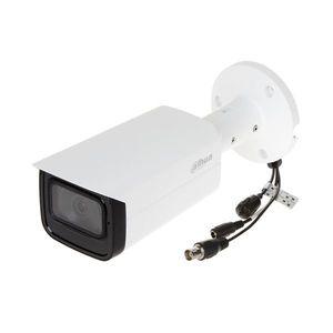 Camera supraveghere exterior Dahua Starlight HAC-HFW2501TU-A-0360B-S2, 5 MP, IR 80 m, 3.6 mm, microfon imagine