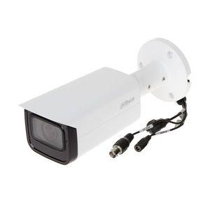 Camera supraveghere exterior Dahua Starlight HAC-HFW2501TU-Z-A-27135-S2, 5 MP, IR 80 m, 2.7-13.5 mm, motorizat, microfon imagine