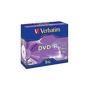 DVD+R Azo Matt Double Layer 8X 8.5GB Jewel Case 5 pret pe bucata imagine