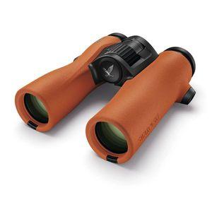 Binoclu Swarovski NL Pure 10x32, portocaliu imagine