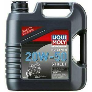 Liqui Moly Motorbike HD Synth 20W-50 Street 4L Ulei de motor imagine