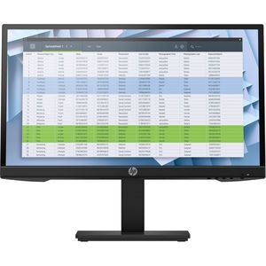 "HP P22h G4 54, 6 cm (21.5"") 1920 x 1080 Pixel Full HD IPS 7UZ36AA imagine"