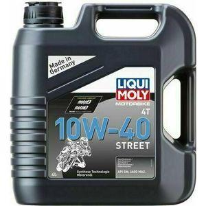 Liqui Moly Motorbike 4T 10W-40 Street 4L Ulei de motor imagine