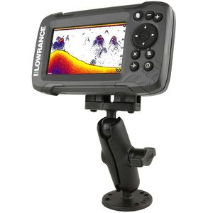 RAM® Double Ball Mount for Lowrance Hook² & Reveal Series imagine