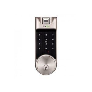 Yala smart control acces hotelier ZKTeco DL-AL40B, bluetooth, amprenta, card, cod, control de pe telefon, Airbnb, Booking imagine