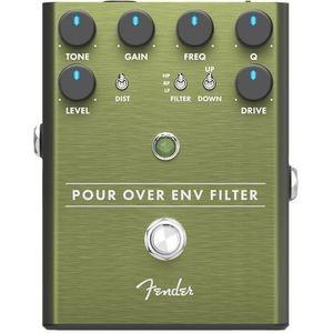 Fender Pour Over Pedală Wah-Wah imagine