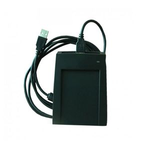 Programator carduri ZKTeco ACC-USBR-CR60W, Mifare, 13.56 MHz, USB, plug and play imagine