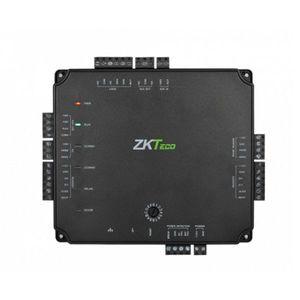 Centala control acces ZKTeco seria Prox ATLAS100, 5.000 utilizatori, 10.000 evenimente, 1 usa, PoE imagine
