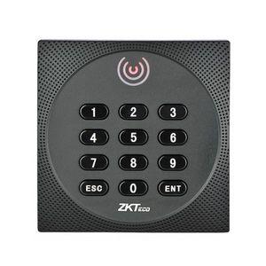 Cititor de proximitate ZKTeco ACC-ER-KR614-OSDP, cartela, cod PIN, 125 KHz imagine