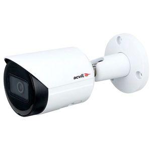 Camera supraveghere exterior IP Acvil ACV-IPEF30-4K 2.0, 8 MP, IR 30 m, 2.8 mm, slot card, PoE imagine