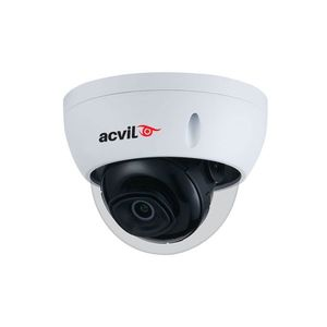 Camera supraveghere IP exterior Acvil ACV-IPEF50-4M 2.0, 4 MP, IR 50 m, 2.8 mm, slot card, microfon, PoE imagine