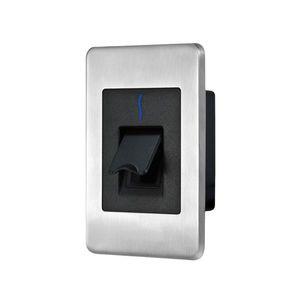 Cititor de proximitate RFID ZKTeco FR1500A-MIFARE, RS-485, 13.56 MHz, amprenta imagine