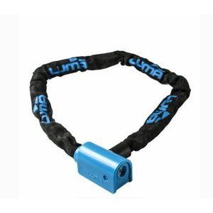 Antifurt Luma Enduro 5 Chain 100cm pentru trotineta electrica si bicicleta (Albastru) imagine