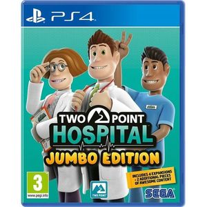 Two Points Hospital Jumbo Edition - PS4 imagine
