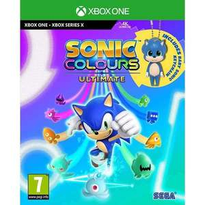 Sonic Colours Ultimate Edition - Xbox One imagine