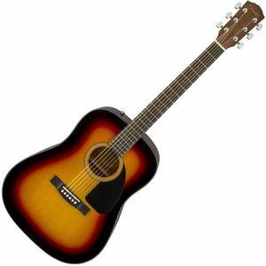 Fender CD-60 V3 Sunburst imagine